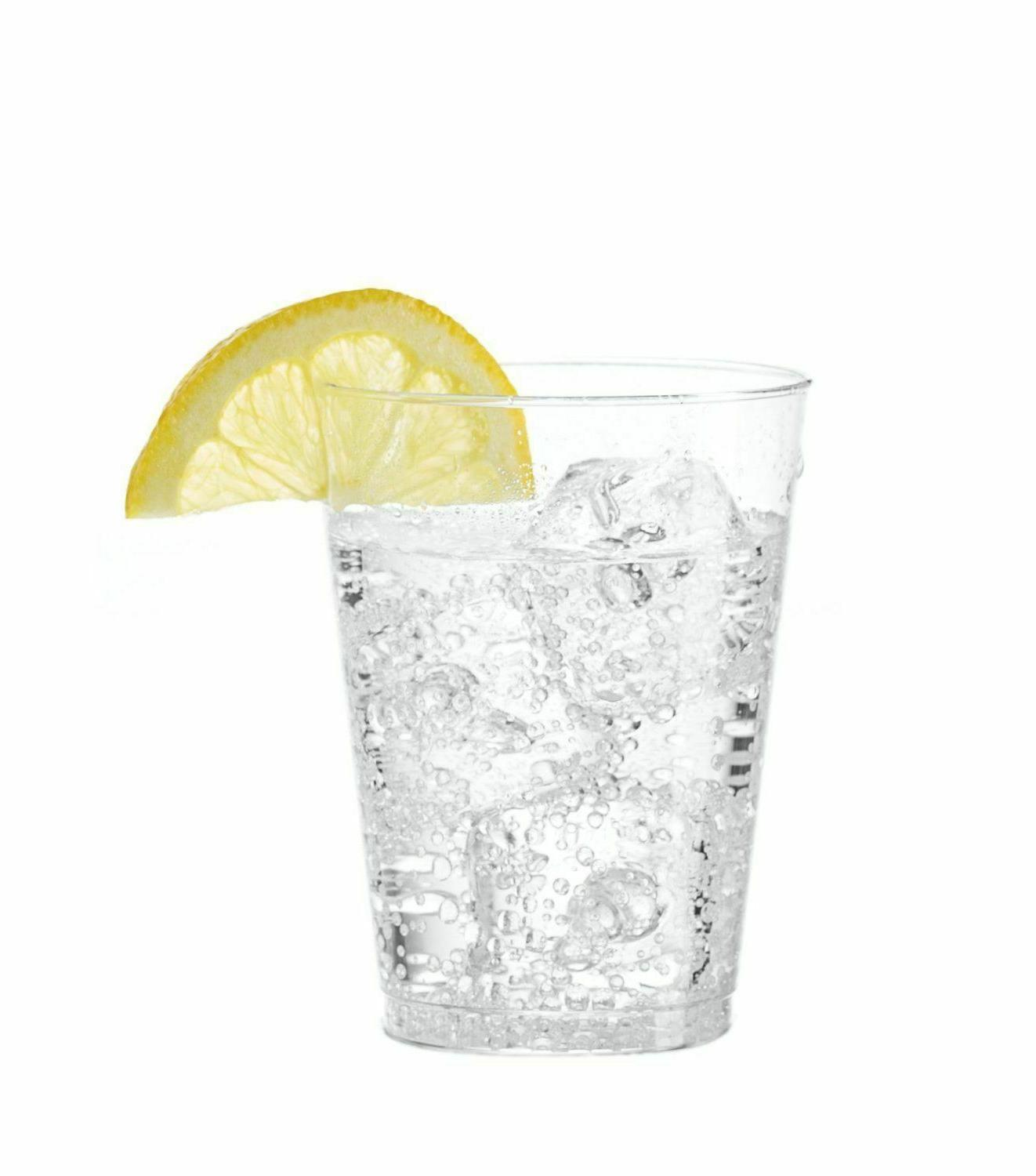 Disposable Plastic Clear Cups 7oz 8oz 10oz 24oz