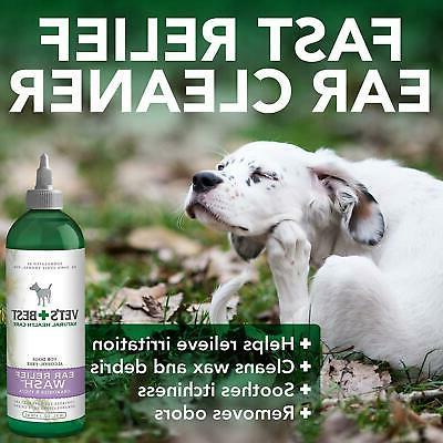 Dog Ear Care Cleaning pet 16oz