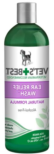 Veterinarian's Best Ear Relief Wash