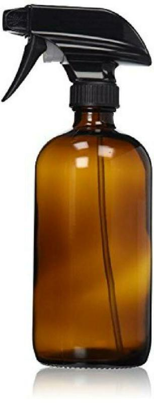 Empty Amber Glass Bottles with 16oz