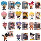 Funko POP! Dragon Ball Z: Super Saiyan God Goku Vegeta PVC V
