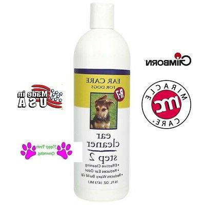Gimborn R-7 Step 2 PRO Grooming Groomers Ear Care Cleaner DO