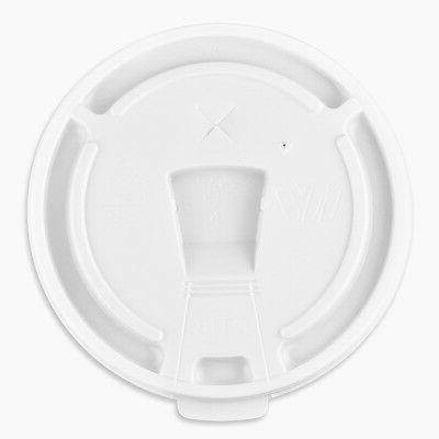 Genuine Joe GJO58555 Hot/Cold Cup Lid, for 12- to 16-Ounce C