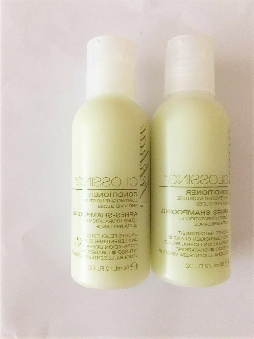 Fekkai Glossing Conditioner **Lot of 2**  Travel Size.