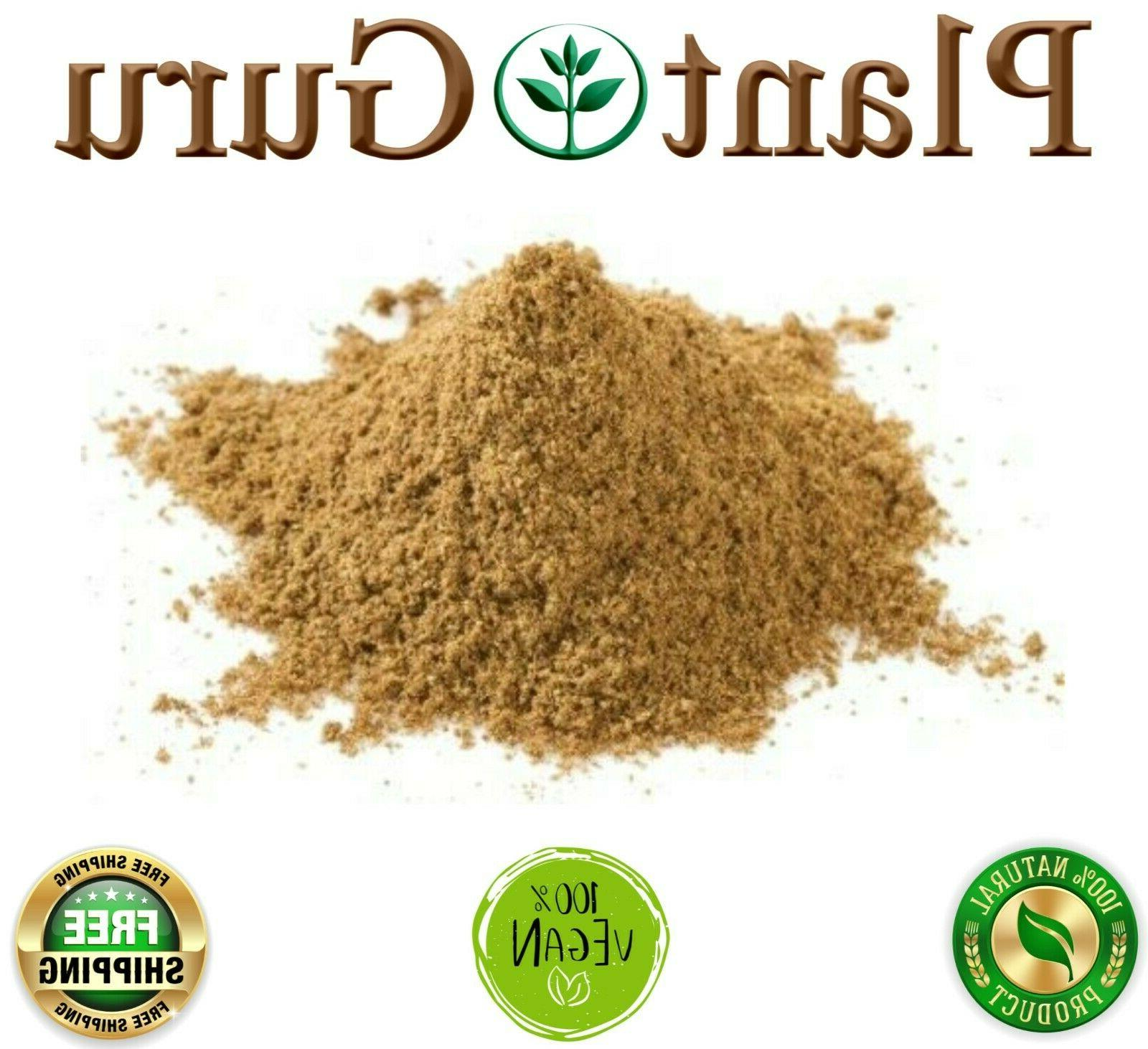 Ground Flax Powder CHOOSE From BROWN or Meal