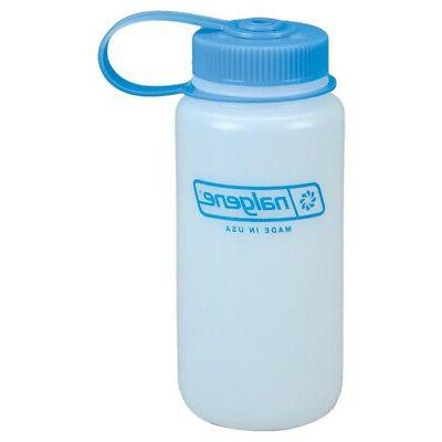 hdpe wide mouth water bottle