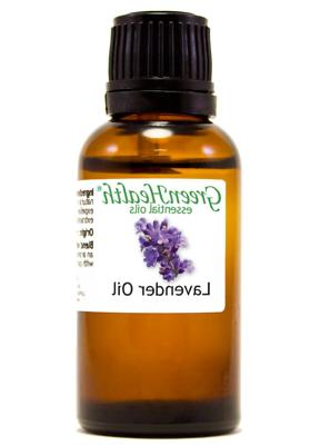 1 fl oz Lavender Essential Oil  - GreenHealth Bulk Discount