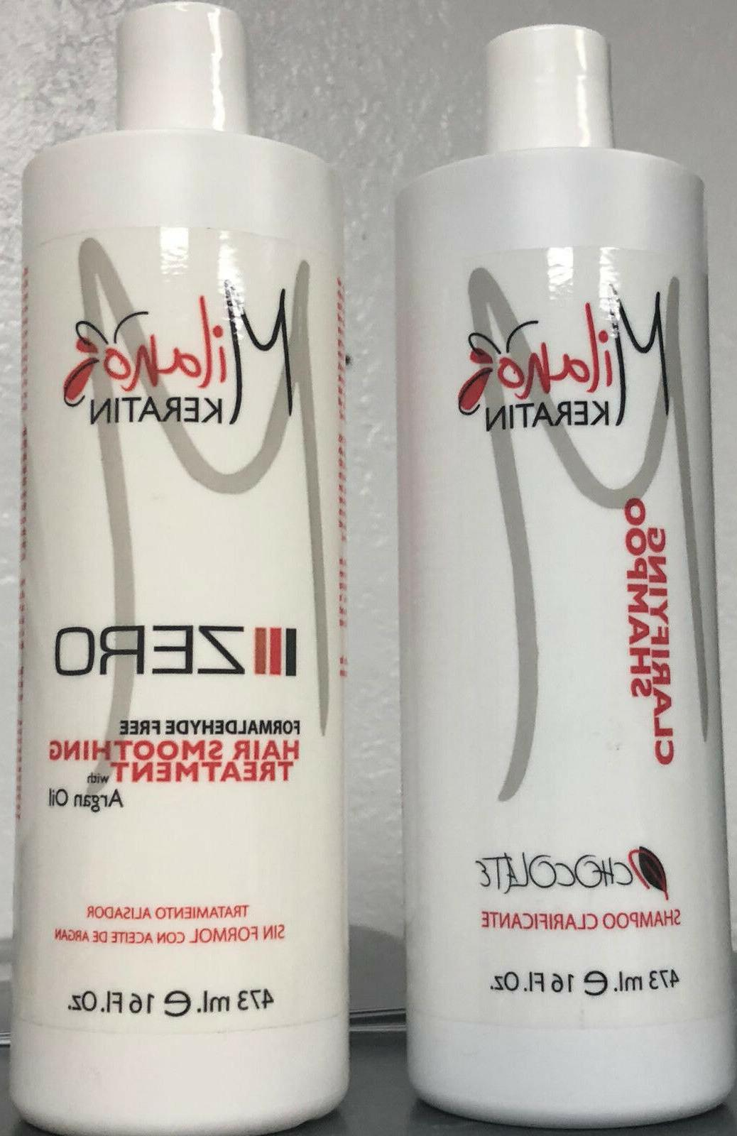 MILANO Chocolate Shampoo Smoothing Treat Dolce 16oz