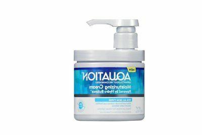 Aquation Moisturizing Cream All Skin Types 24 Hour Hydration