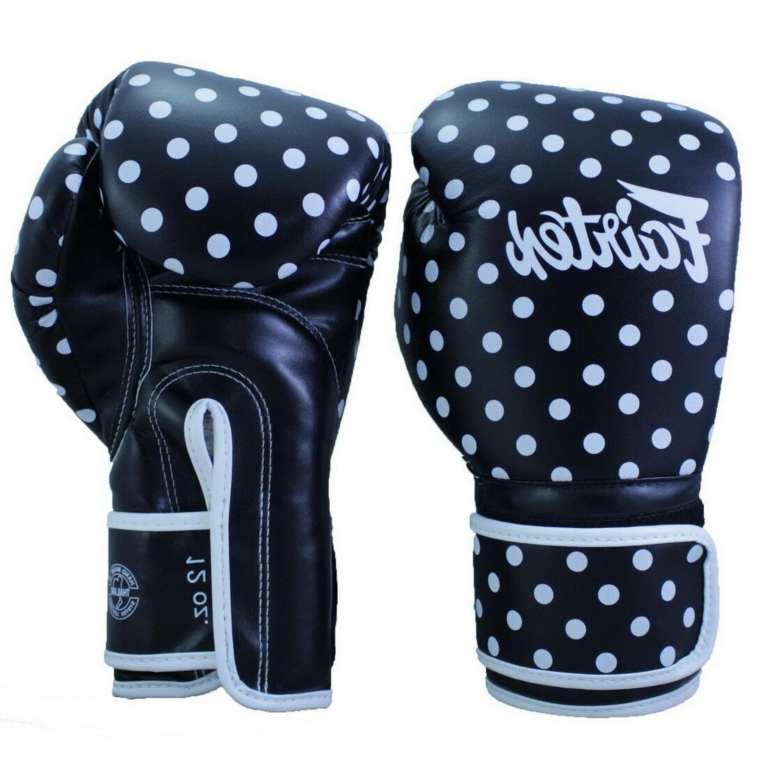 muay thai kick boxing gloves bgv14 black