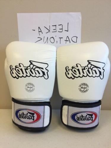 muay thai style breathable sparring boxing gloves