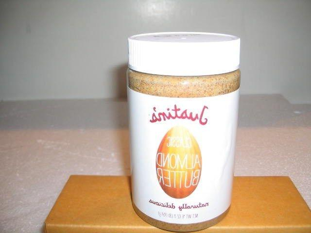 NEW Justin's Nut Butter - Almond Butter Classic - 16 oz - 10