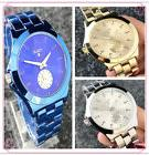 New Steel Ladies 360° Rotating Bear Watches Women Bear simu