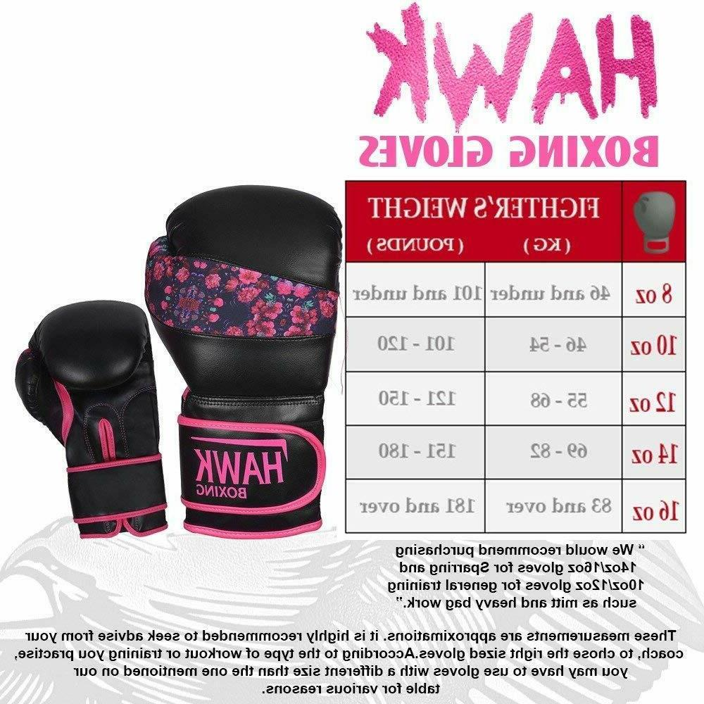 Pink Women Training Sparring Kickboxing Muay Thai
