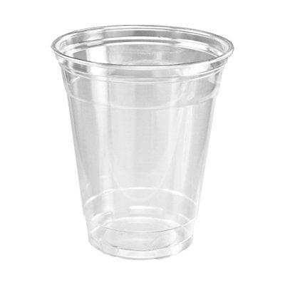 plastic party cold cups 16 oz clear