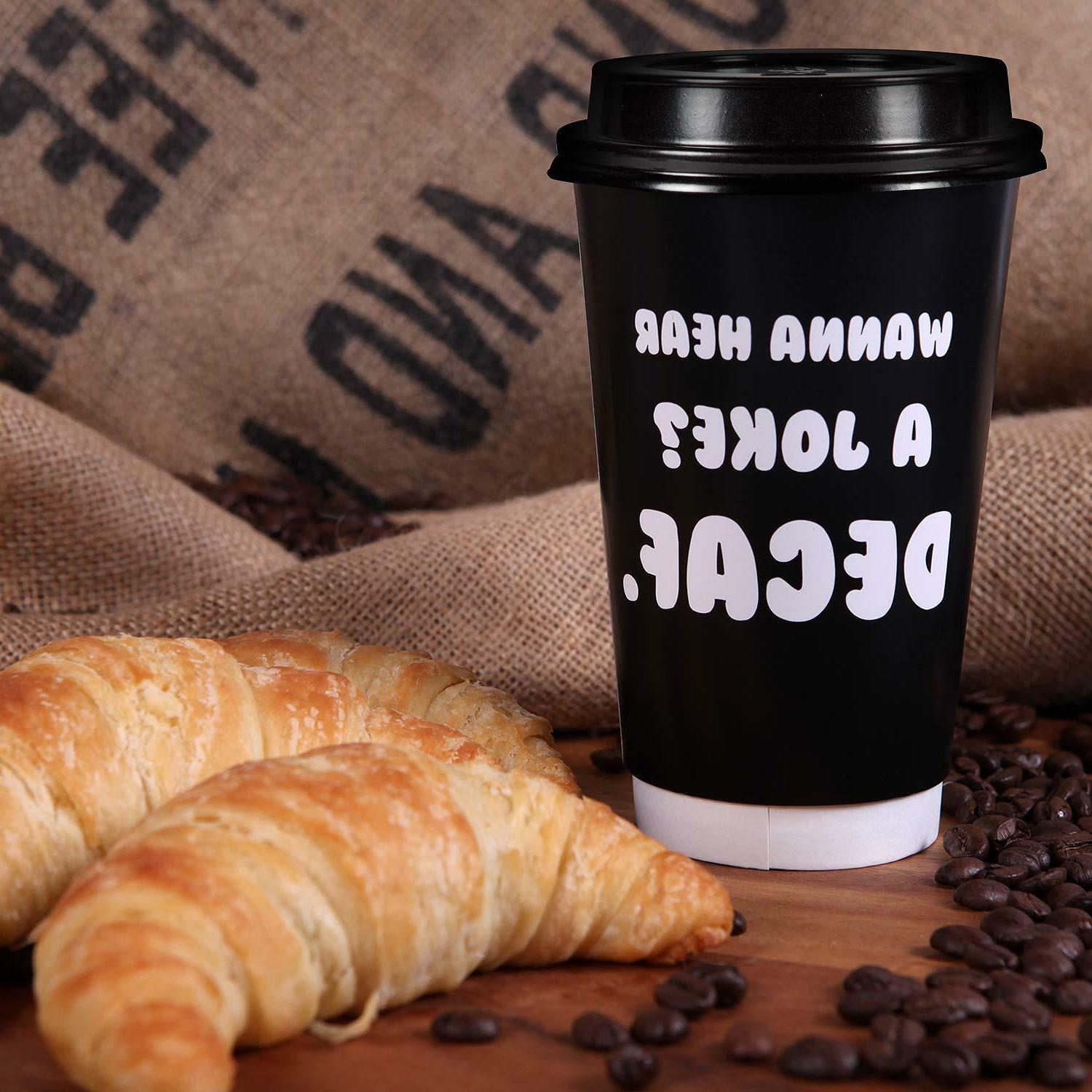 Premium Coffee Cups With - Fun