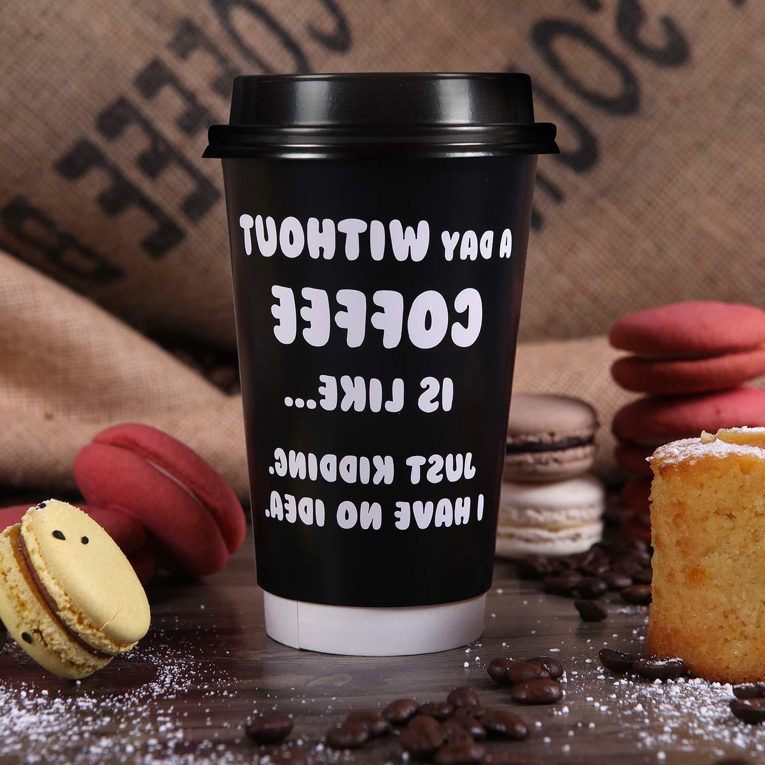 Premium Coffee Cups - 5