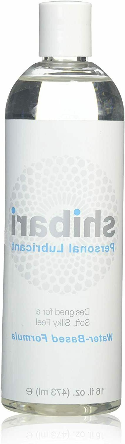 premium personal lubricant water based lube hypoallergenic