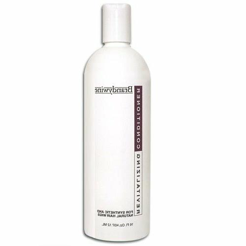 revitalizing conditioner for synthetic and natural hair