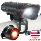 Cycle Torch Shark 500 USB Rechargeable Bicycle Light Bike LE