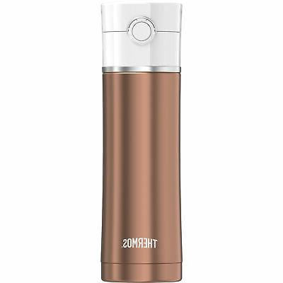 Sipp by THERMOS Insulated Stainless Steel Drink Bottle 16Oz