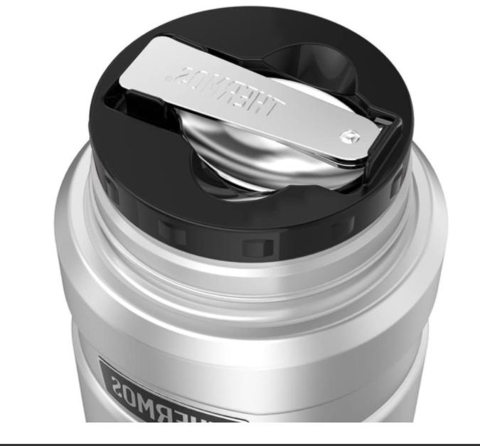 Thermos Stainless King Ounce Folding Stainless
