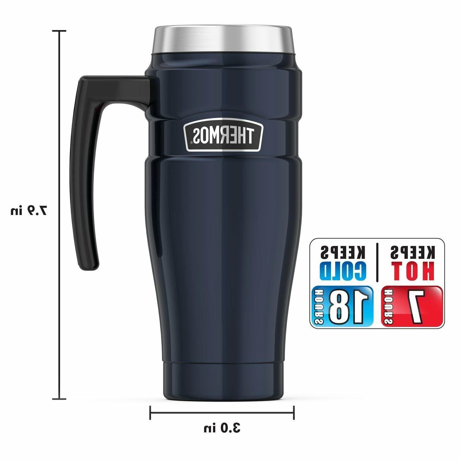 Thermos Stainless Travel Mugs Handles