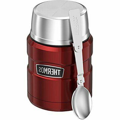 stainless king vacuum insulated cranberry