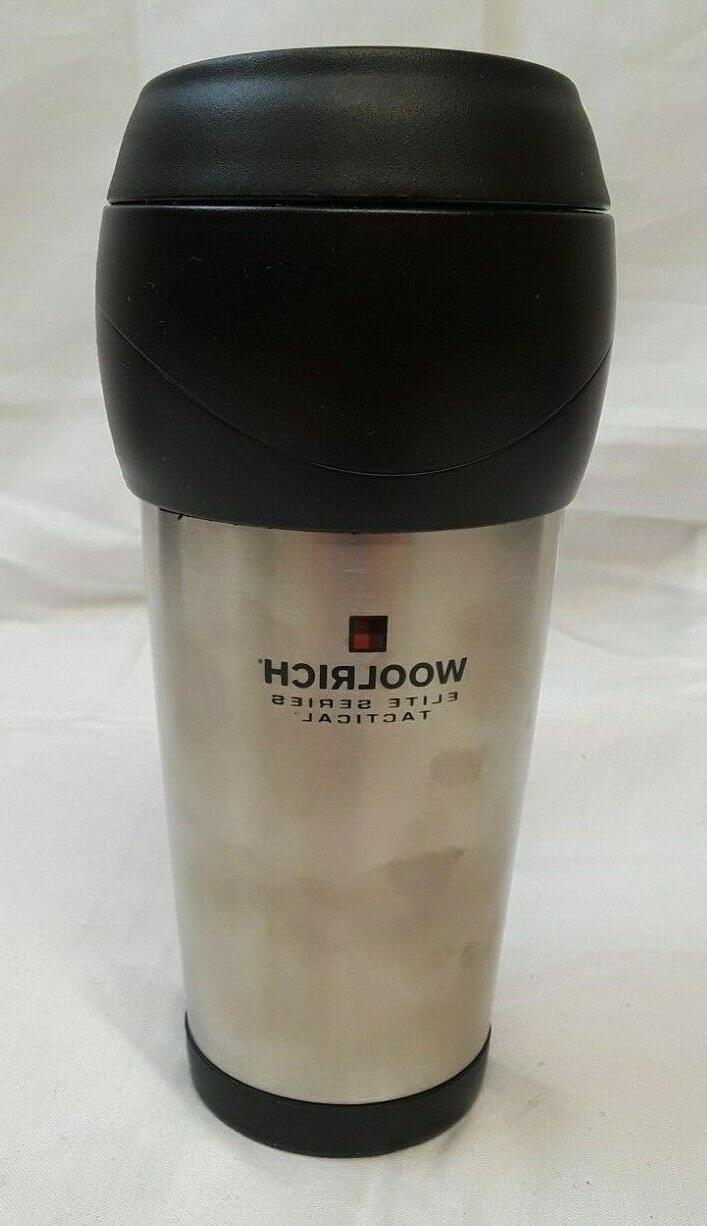 ThermoCafe Tumbler Stainless Steel Hot/Cold Black