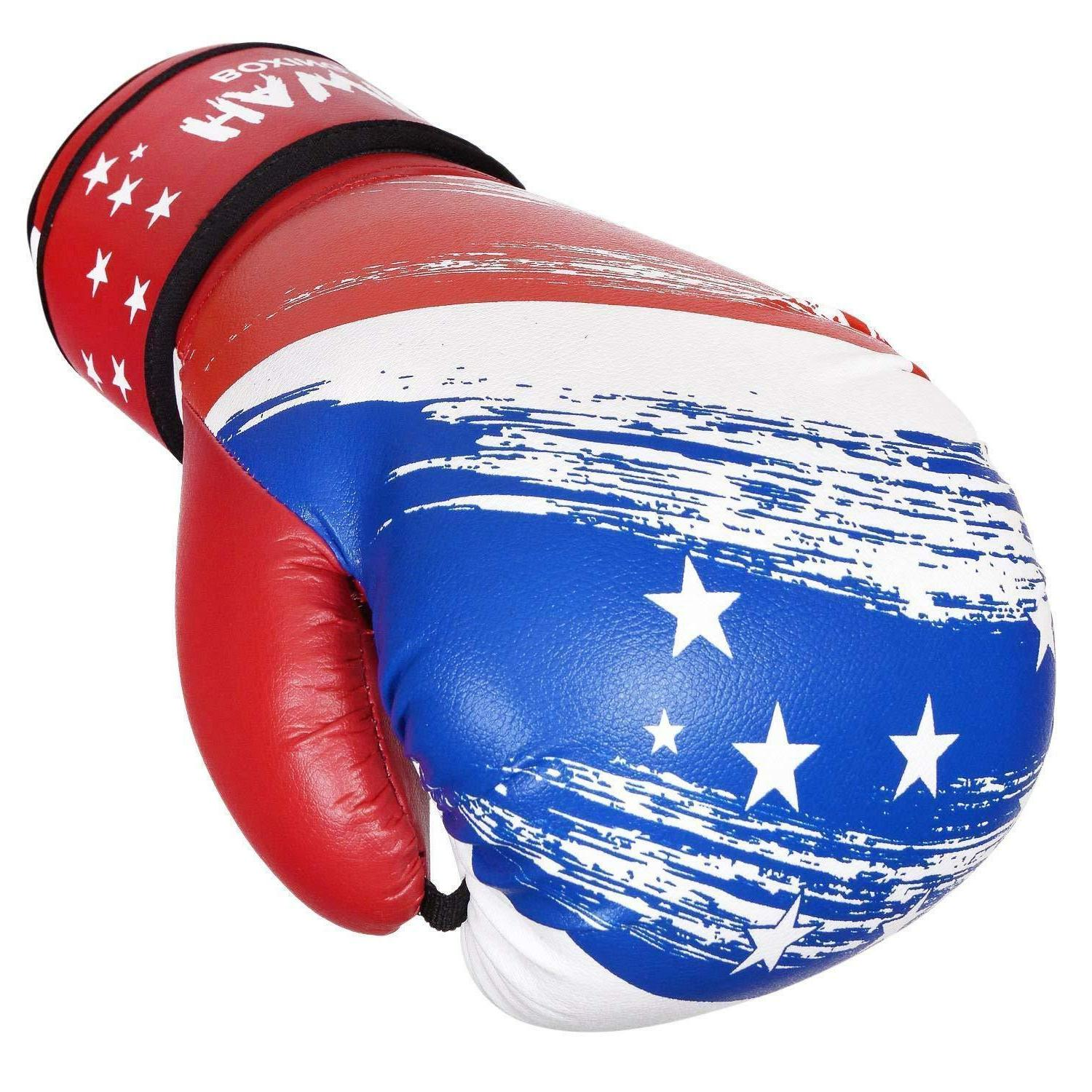 Unisex Sparring Kickboxing Bag Mitts