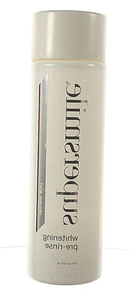 Supersmile Whitening Pre-Rinse - Clinically Formulated For M