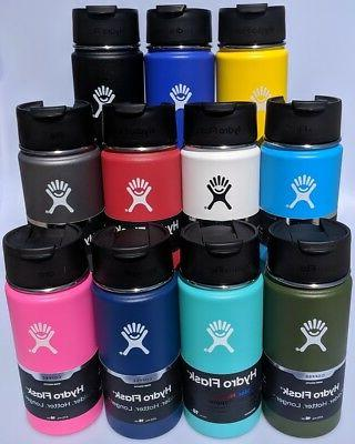 Hydro Flask Wide Mouth Stainless Steel Coffee Flask With Fli
