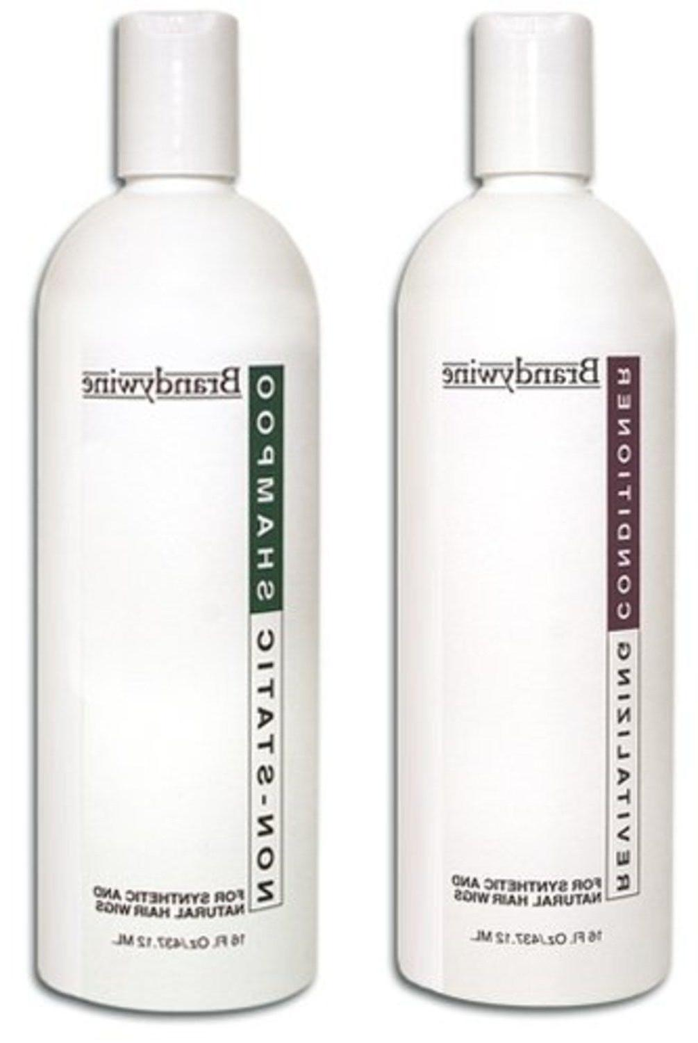 Brandywine WIG Non Static Shampoo & Revitalizing Conditioner