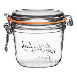 1 Le Parfait Super Terrine - Wide Mouth French Glass Preserv