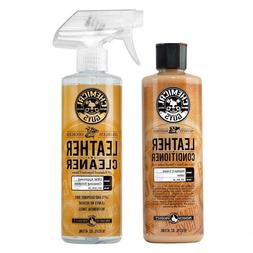 Chemical Guys Leather Cleaner and Conditioner Complete Care