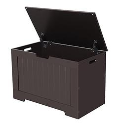 SONGMICS VASAGLE Lift Top Entryway Storage Chest/Bench with