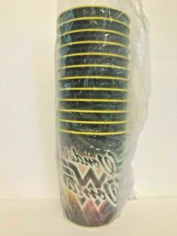 * Lot of 12 Cups - Wonder Woman 16 oz Plastic Cup - Party Fa