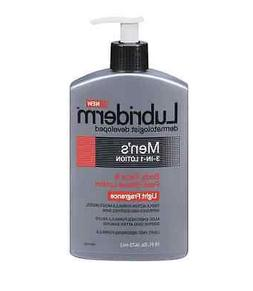 Lubriderm Men's 3-in-1 Lotion 16 fl oz