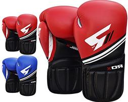RDX Maya Hide Leather Boxing Gloves Sparring Punching Glove