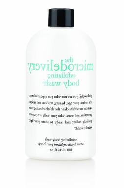 Philosophy Microdelivery Exfoliating Body Wash, 16-Ounce