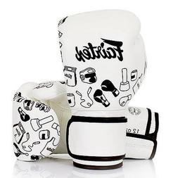 FAIRTEX MUAY THAI KICK BOXING GLOVES BGV14W - STREET ART MMA