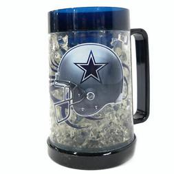 NFL Dallas Cowboys Full Color Freezer Mug, 16 oz