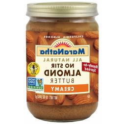 MaraNatha No-Stir Almond Butter, 16 oz.