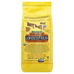 One 1 lb Bob's Red Mill Organic Gluten-Free Whole Ground Gol
