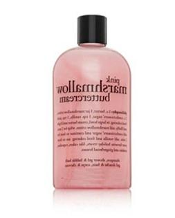 Philosophy Pink Marshmallow Buttercream Shampoo, Shower Gel