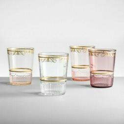 Plastic Tumblers 16oz Pink Set of 4 - Opalhouse™