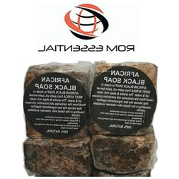 RAW AFRICAN BLACK SOAP ORGANIC FROM GHANA PREMIUM QUALITY 16