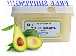 REFINED AVOCADO BUTTER BY DR.ADORABLE ORGANIC COLD PRESSED 2