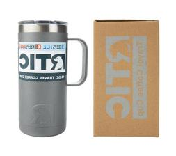 RTIC 16oz Coffee Cup New Style Tumbler w/ New 2019 Twist on