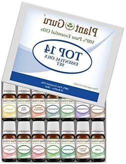 Essential Oil Set 14-10 ml Therapeutic Grade 100% Pure Frank